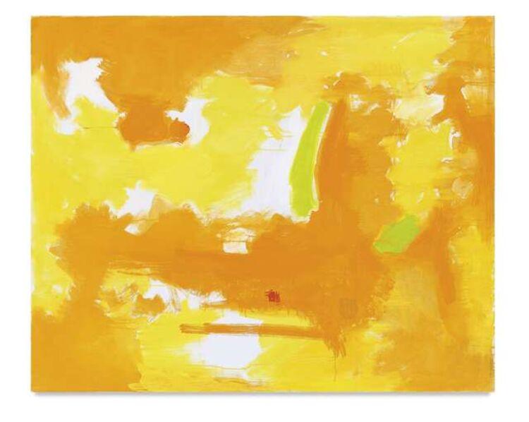 Esteban Vicente, 'Untitled #5', 1998