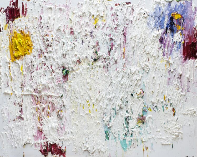 Rodney Dickson, 'White', 2020