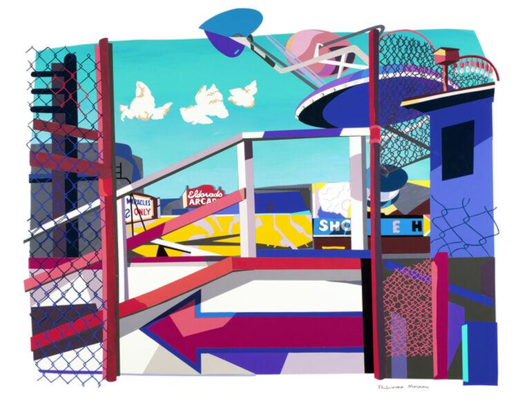 Philomena Marano, 'Miracles Only/ Coney Island', ca. 2011