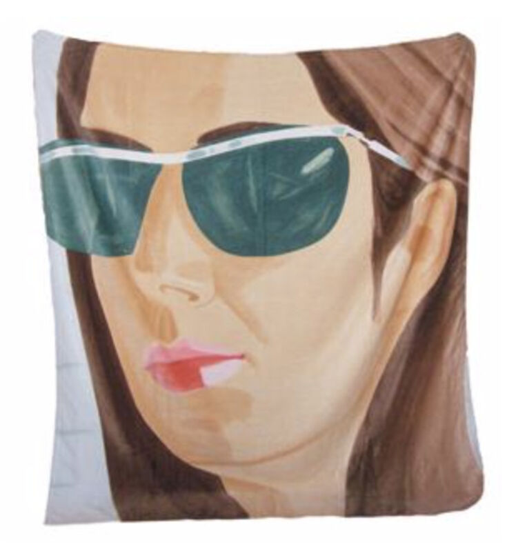 "Alex Katz, '""Ada"" beach towel', 2011, Textile Arts, Terry cloth towel, Gallery 52"