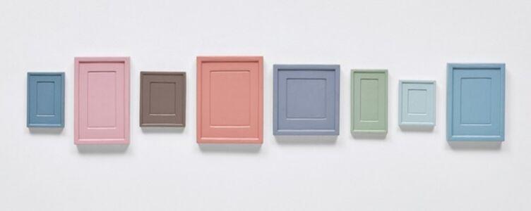 Allan McCollum, 'Collection of Eight Plaster Surrogates', 1989