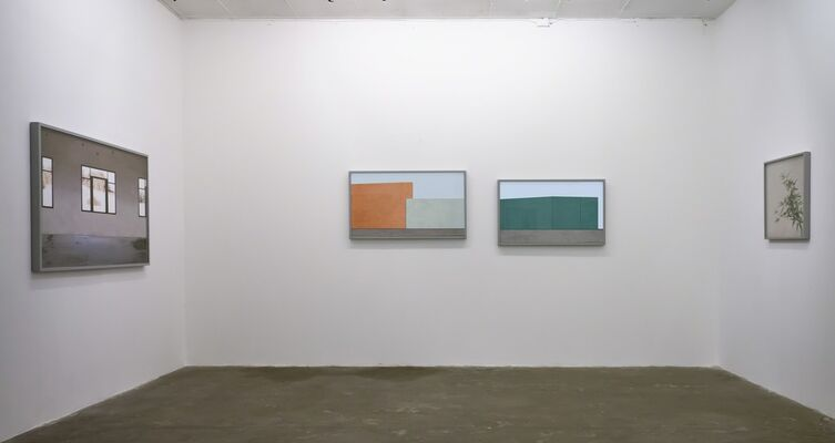Concrete, installation view
