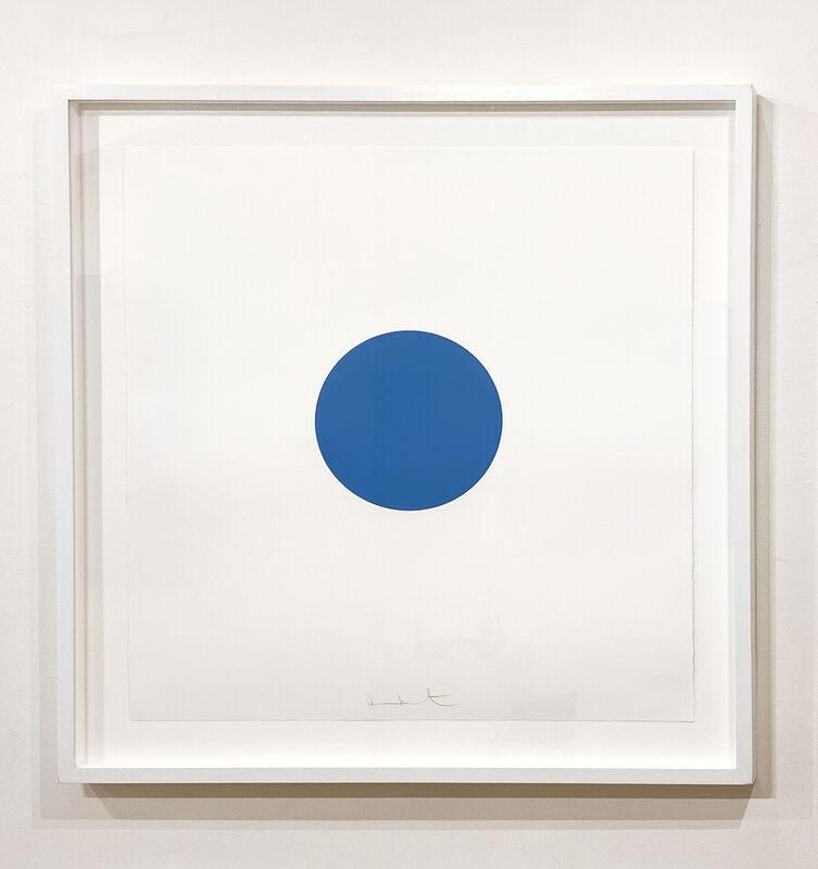 Damien Hirst, 'Pridinol', 2010, Print, Woodcut, DTR Modern Galleries
