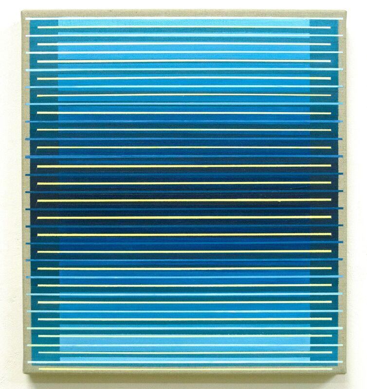 Daniel Mullen, 'Horizon ', 2018, Painting, Acrylic on canvas, The Flat - Massimo Carasi