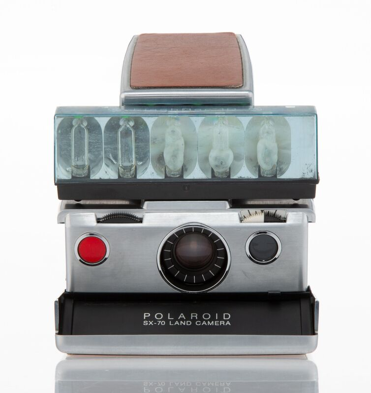 Andy Warhol, 'Andy Warhol's Personal SX-70 Polaroid Camera', 1974, Photography, For Polaroid SX-70 integral film pack, Heritage Auctions