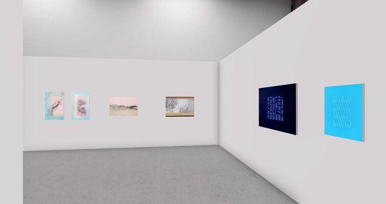 RESET, installation view