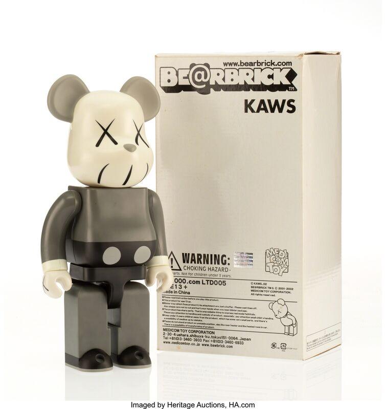 KAWS, 'Companion 400%', 2002, Other, Painted cast vinyl, Heritage Auctions