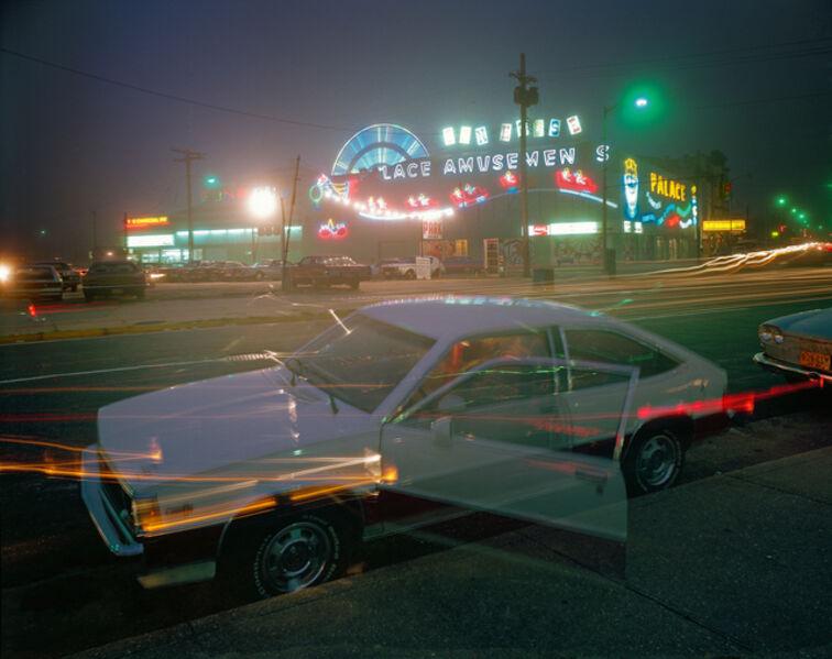 Joe Maloney, 'Palace Amusements, Asbury Park, New Jersey', 1980