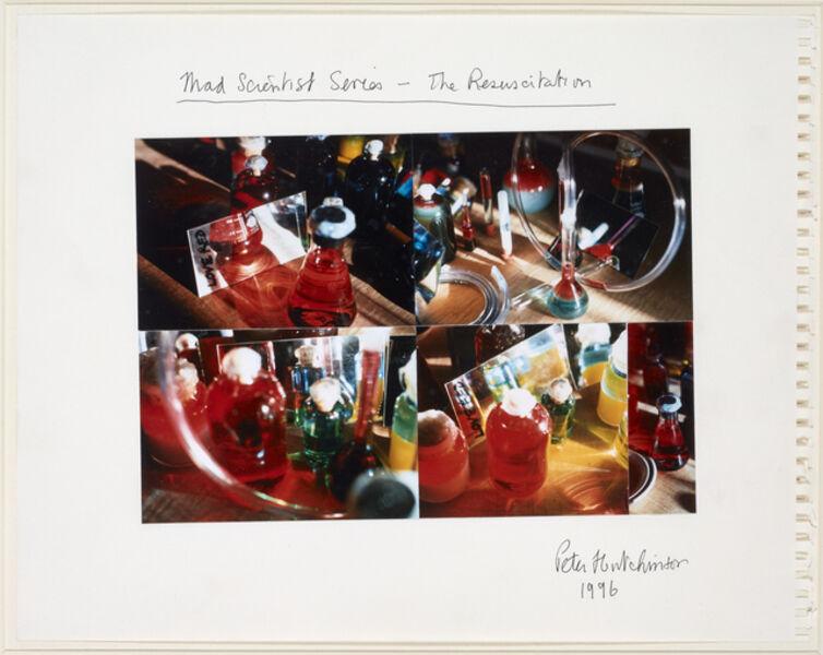 Peter Arthur Hutchinson, 'Mad Scientist Series-The Resucitation', 1996
