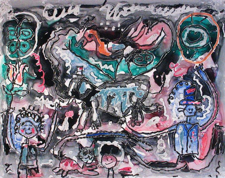 Alden Mason, 'Cat Bird', 2005