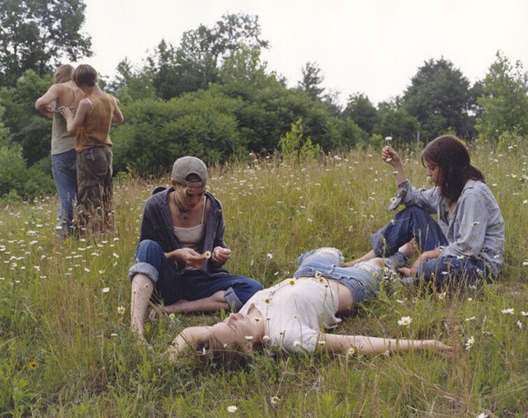 Justine Kurland, 'Daisy Chain', 2000