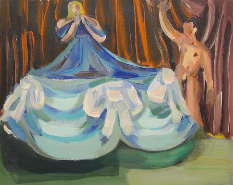 Judith Linhares, 'Dress', 1991