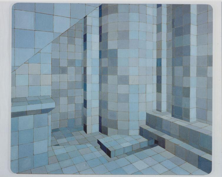 Adriana Varejão, 'Ambiente Virtual III   Balada', 2001