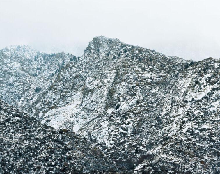 Axel Hütte, 'Sandia Mountains-2, USA', 2008