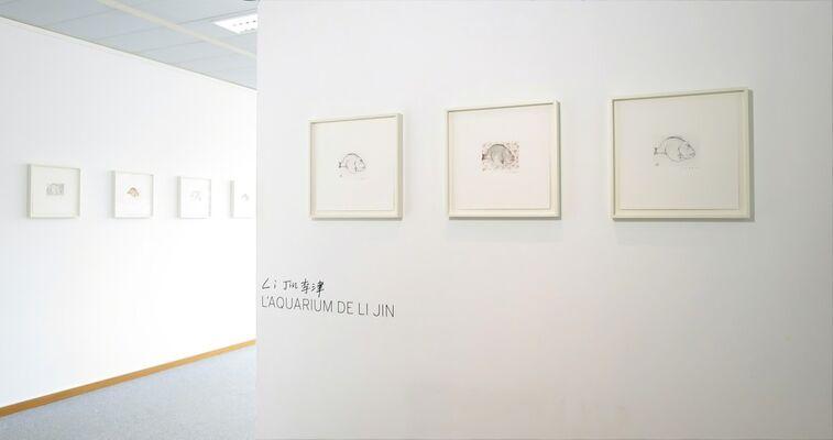 Li Jin's Aquarium, installation view