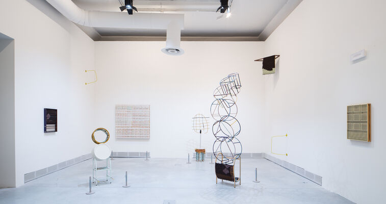 May You Live In Interesting Times, installation view