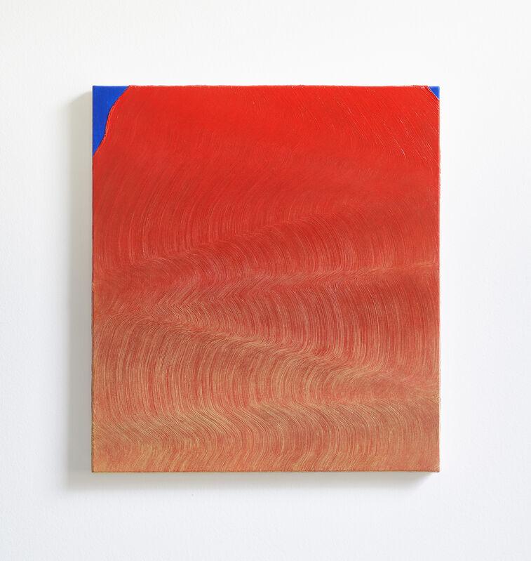 Osamu Kobayashi, 'Red Head', 2020, Painting, Oil on canvas, A+B Gallery