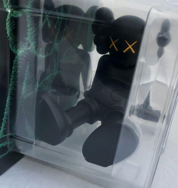 KAWS, 'KAWS Taipei Holiday Companion (KAWS Black Companion)', 2019, Sculpture, Vinyl figurine., Lot 180