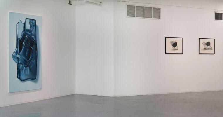 Digital Flow, installation view