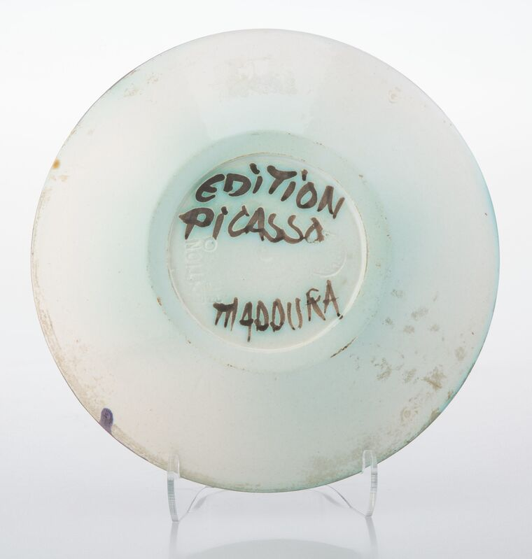 Pablo Picasso, 'Toros', 1952, Design/Decorative Art, Terre de faïence plate, painted and partially glazed, Heritage Auctions