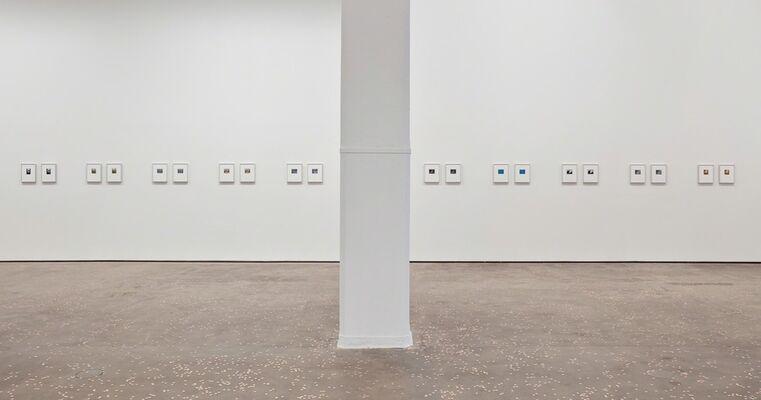 Peter Liversidge: Twofold, installation view