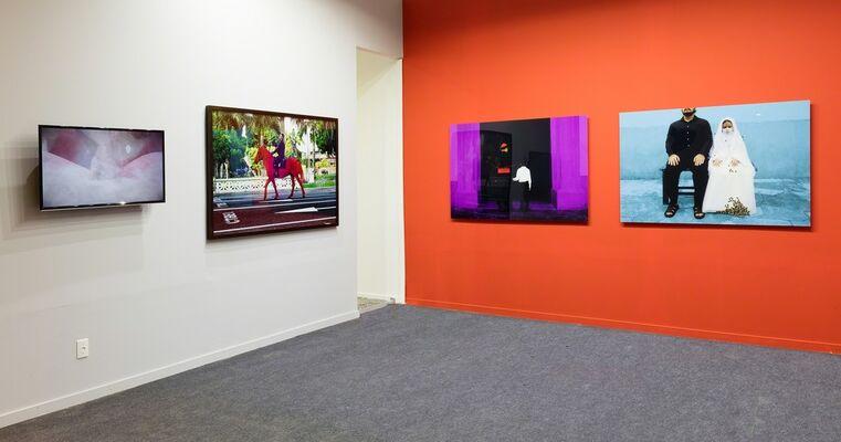 Galeria Nara Roesler at ArtRio 2018, installation view