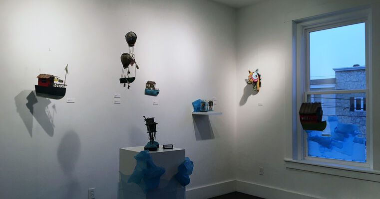 Ship of Fools, installation view