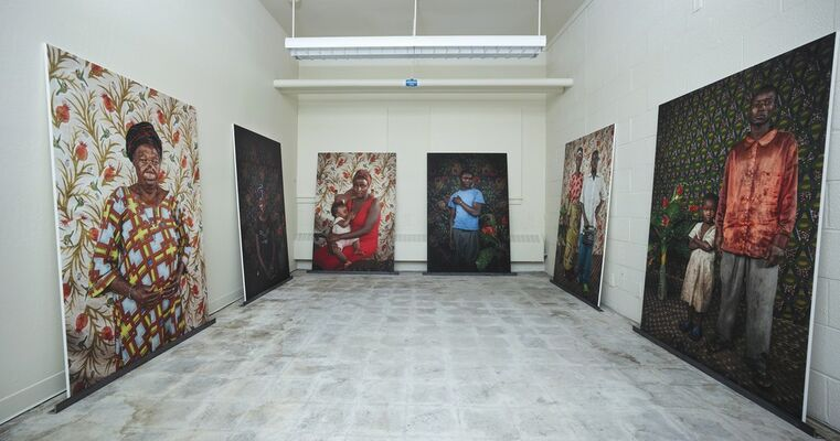 Home Land Security, installation view