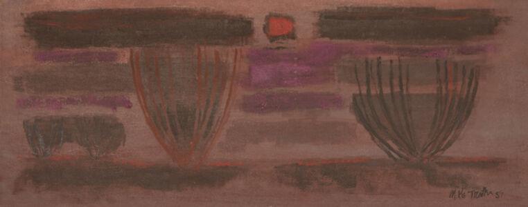 McKie Trotter III, 'Landscape Southwest', 1957