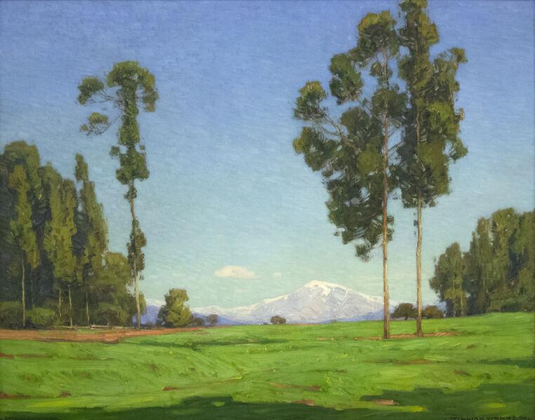 William Wendt, 'Spring ', 1916