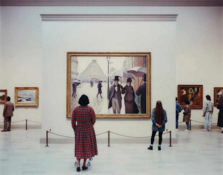 Thomas Struth, 'Art Institute of Chicago II, Chicago', 1990