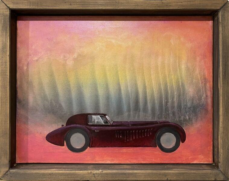 Volodymyr Zayichenko, '1942 Alfa Romeo 6C 2500 Super Spirit Lemans Berlineta ', 2016-2020