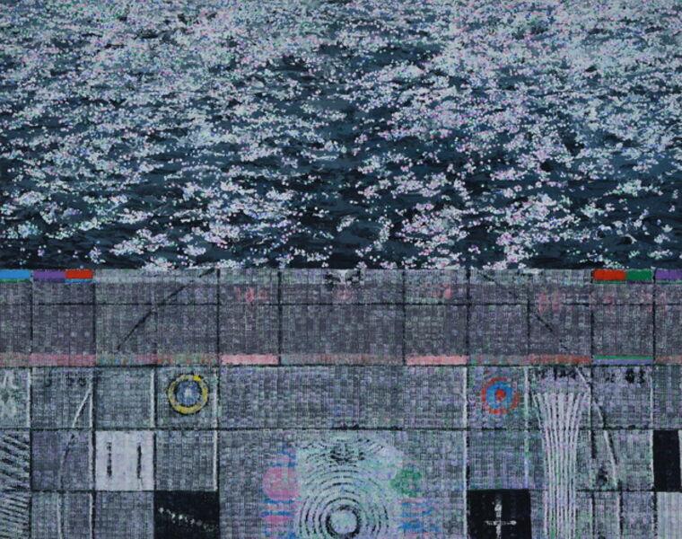 Zheng Yiqiang, 'The Flicker of Light 1    '