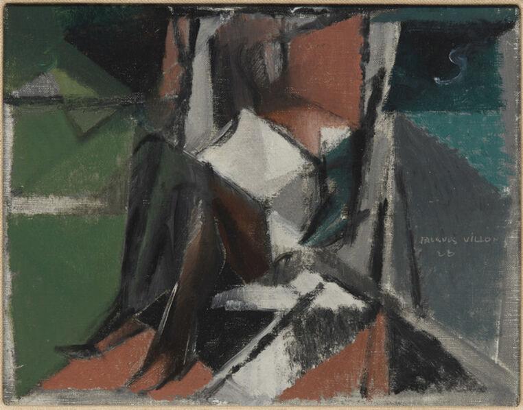 Jacques Villon, 'La Siesta', 1928