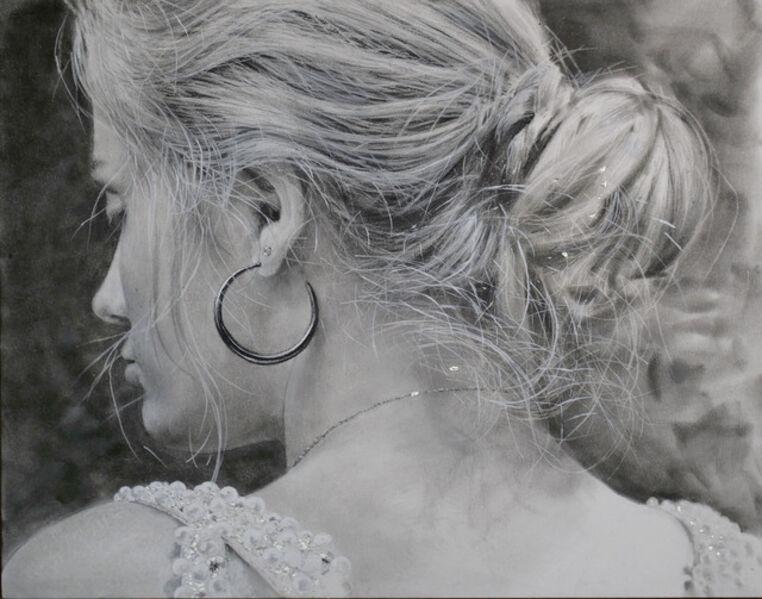 June Stratton, 'Cresent', 2020