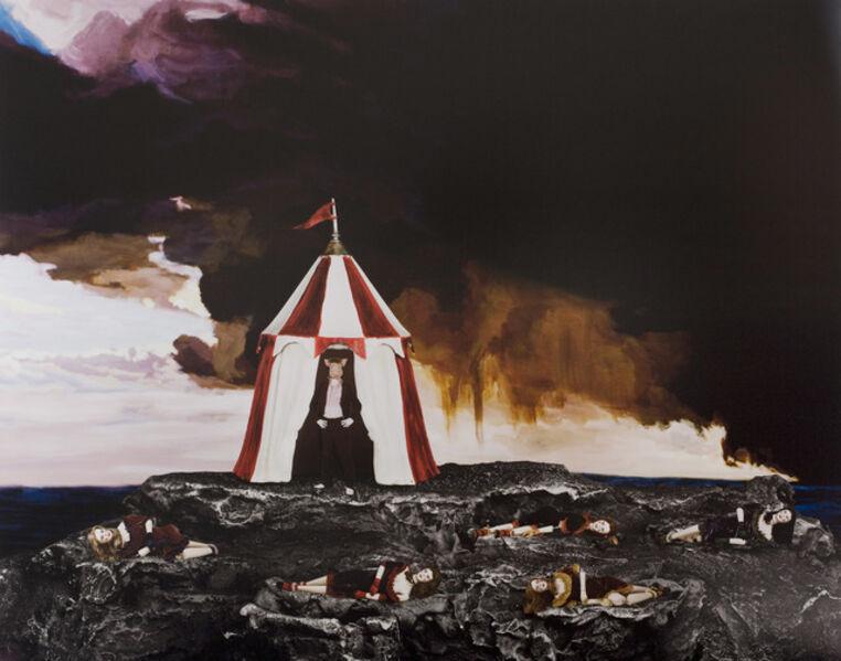 Marnie Weber, 'On the Rocks', 2009
