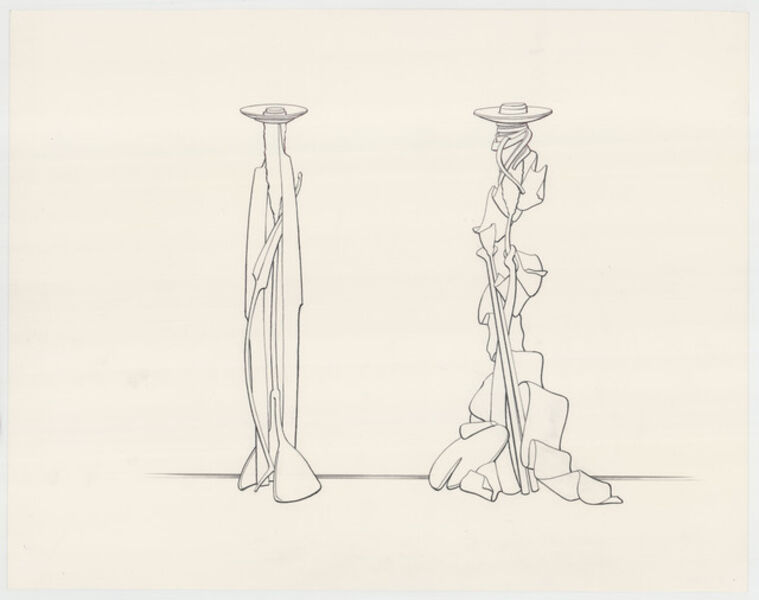 Albert Paley, 'Candleholders, 1989', 1989