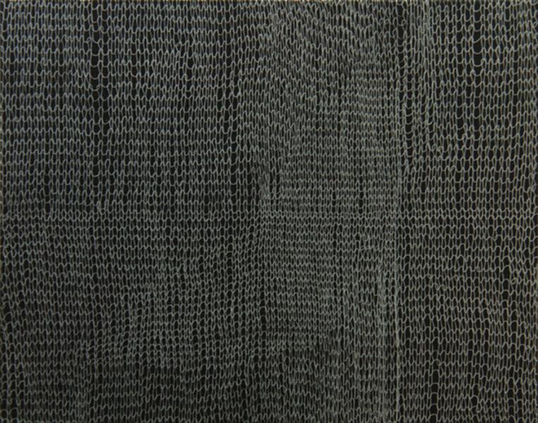 Shinya Inoue, 'Knitted (one half)', 2011