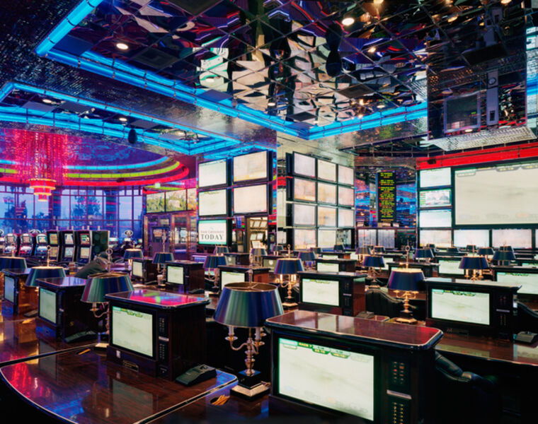 Joe Johnson, 'Peppermill Sportsbook 1'