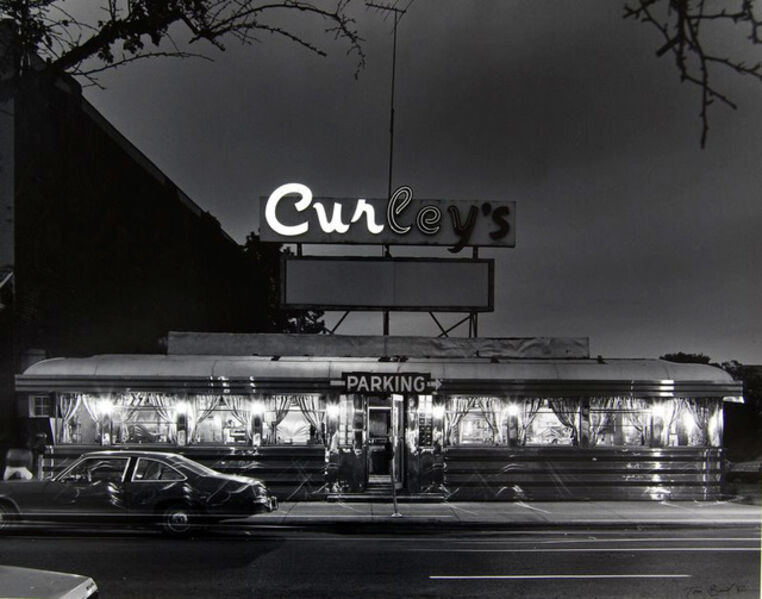 Tom Baril, 'Curley's, Stamford, CT', 1982/1982
