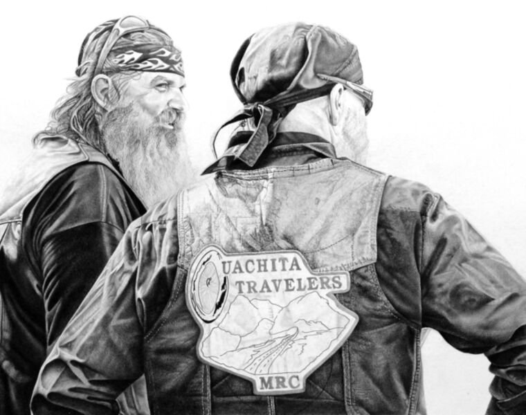 DebiLynn Fendley, 'Ouachita Travelers', 2011