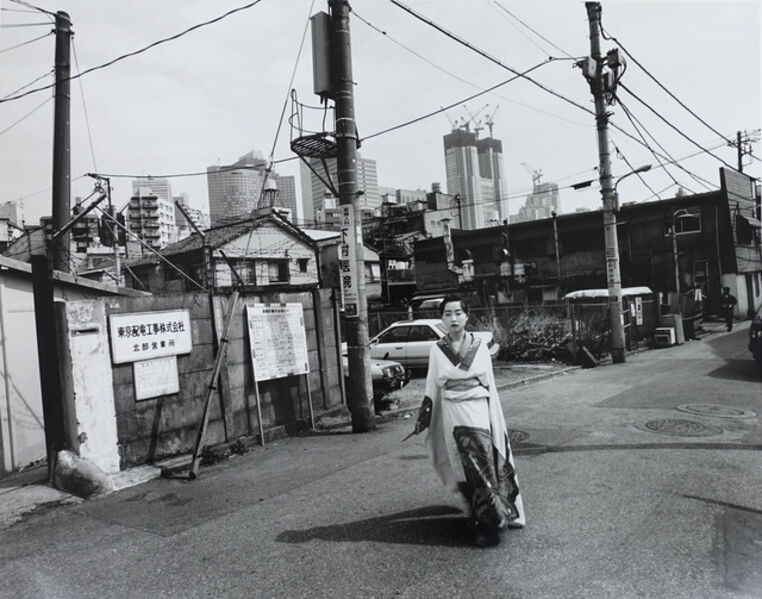 Nobuyoshi Araki, 'Tokyo Comedy, 1997'