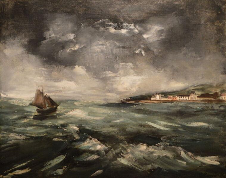 Maurice de Vlaminck, 'Marine', 1876-1958