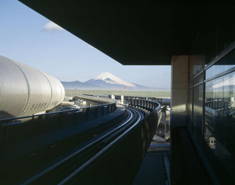 Alain Bublex, 'Paysage 64 Mont Fuji Aéroport', 2009