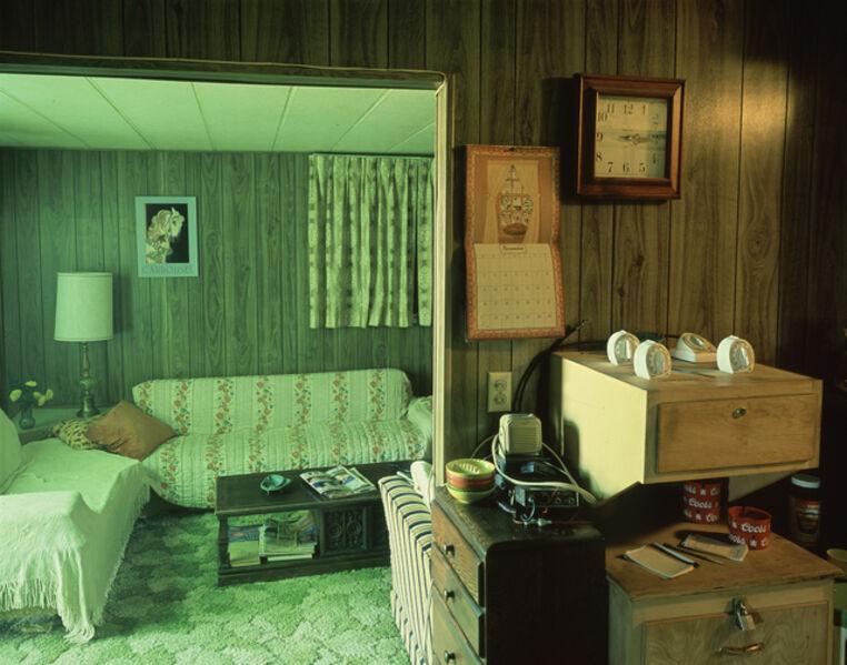 Timothy Hursley, 'Desert Doll House', 1987