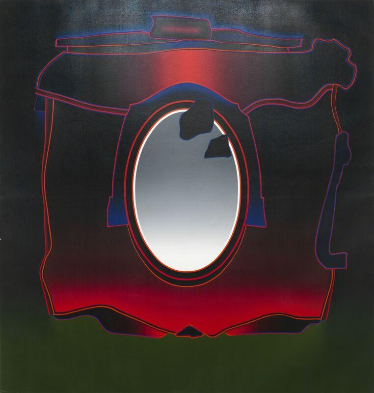 Deborah Remington, 'Dorset', 1972, Painting, Oil on canvas, Kimmerich Gallery