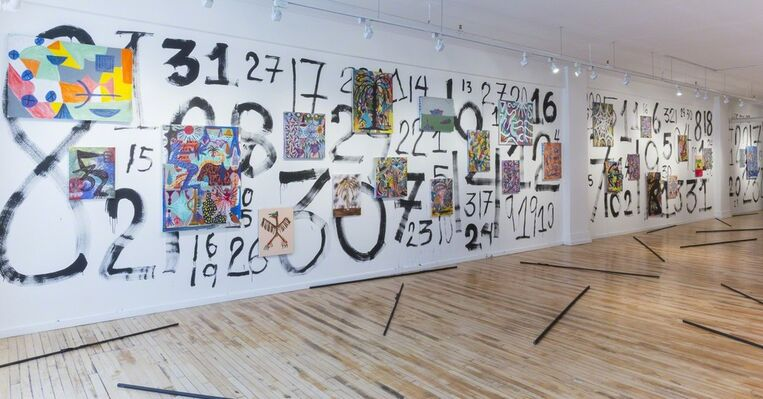 Patrick Cruz:Low Class Minimalism and the Gentrified Amateur, installation view