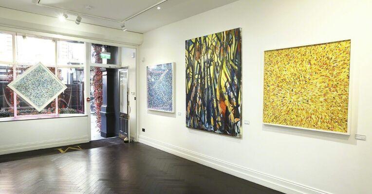Chris Moon & Robi Walters - Disseverance, installation view