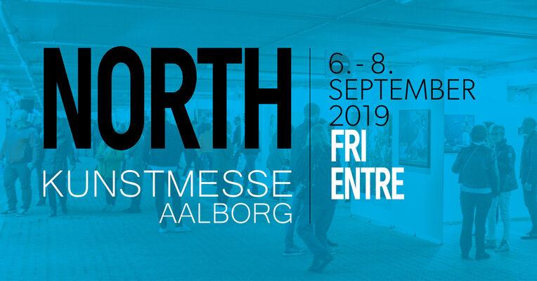 NORTH kunstmesse 2019, installation view