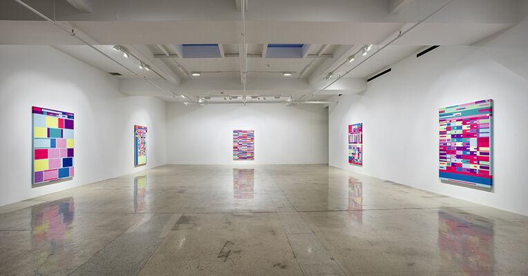 Rafaël Rozendaal: Portraits, installation view